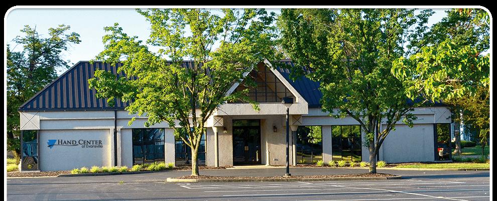 Hand Center of Evansville Office